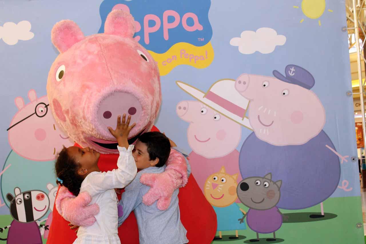 Shows para niños en centros comerciales
