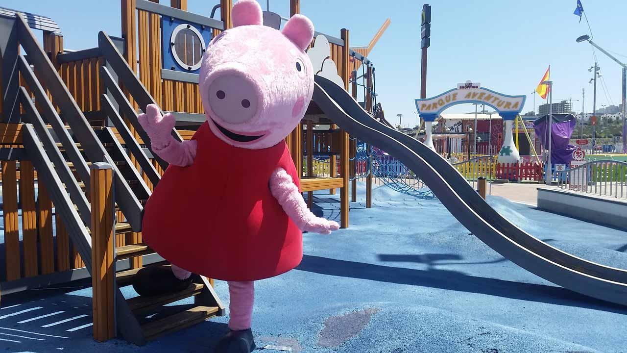Eventos Peppa Pig