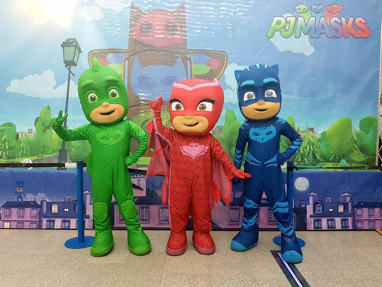 Eventos PJ Masks