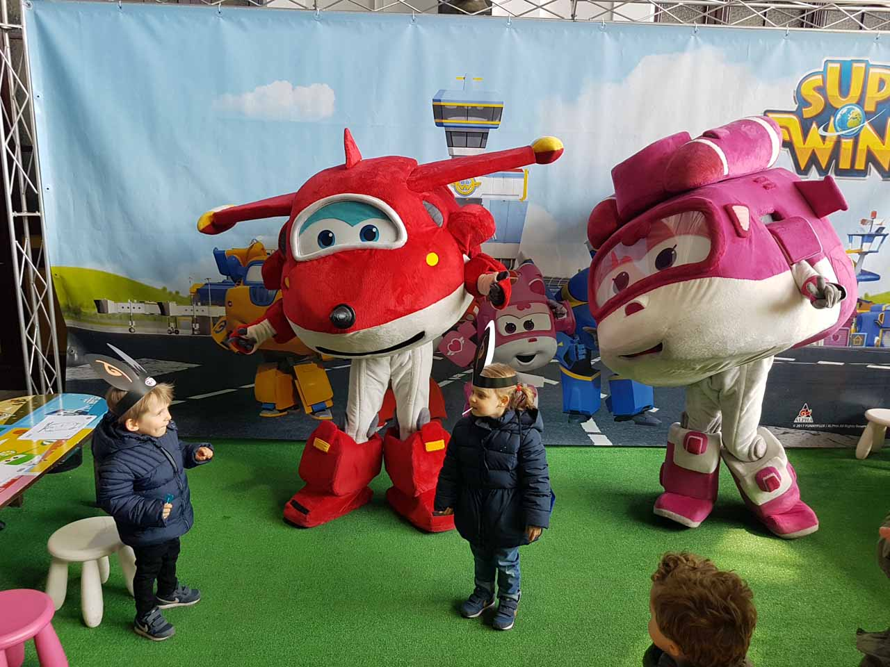 Eventos super wings