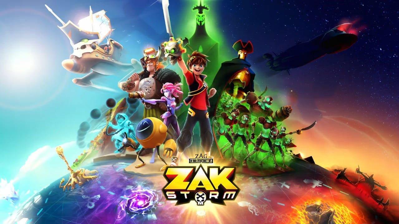 Zak Storm Eventos